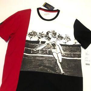 Polo Ralph Lauren Performance T-Shirt Medium NWT